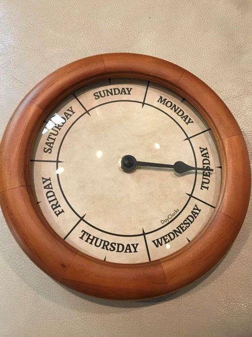 Day clock (2)