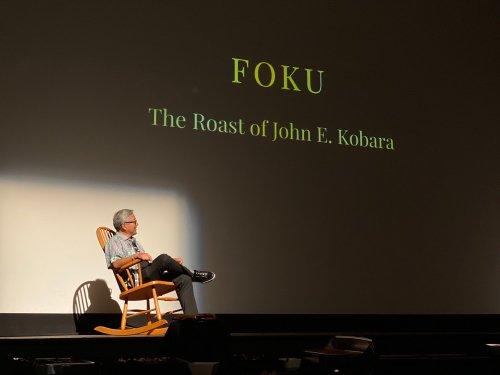 FOKU JEK on stage
